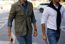 Guys fashion / by Kasee Bogle