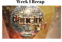 Dancing With The Stars -- Old School Sightings / Old School Sightings On Dancing With The Stars as well as recaps.