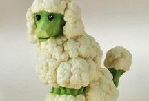 fruits veggies presentation / by BRENDA MORALES