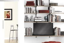 industrial living / industry style furniture Industrielle Möbel, Regale, Metallregale, Wandregale Industrie Style