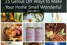 make home smell nice