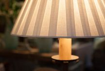 Our Products / Explore the variety of lampshades Lux has to offer!