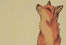 Fox, Wolf