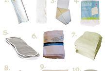 Kumaş Bebek Bezi / Cloth Diaper