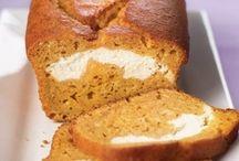 Pumpkin recipes / by Lori Chase