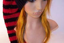 April Draven: Super Long Goth Hat