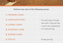 Strengthening For Runners / Learn strengthening exercises to help target the muscles that support you during your runs