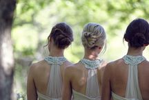 bridesmaids rustic design ideas