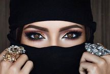orientalischen make up