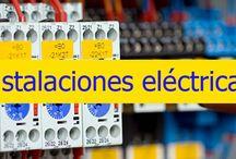 Instalaciones eléctricas / Realizamos instalaciones eléctricas en viviendas, comercios, empresas, naves industriales y hoteles. Nuestro principal objetivo es ofrecer instalaciones eléctricas muy seguras para la persona y cumpliendo muy seriamente toda la normativa vigente.