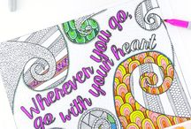 Colouring Pages