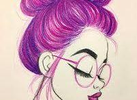 Drawed Girls