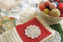 crochet Afghans, blankets, Rugs