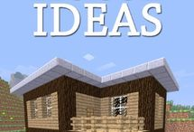 Minecraft / A Minecraft house idea. Credit:  Just Steve