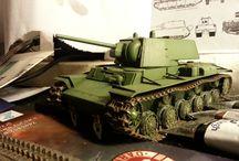 KV-1 Model