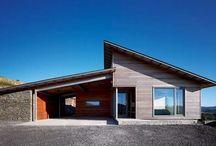 Mono-pitch Roof / by Brett Sichello Design