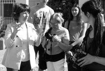 2016 - Workshop di stampa d'arte, dietro le quinte (1a parte) / Domenica 22 maggio si è svolta la prima parte del workshop di stampa d'arte che porterà alla realizzazione di un'opera per la città! Organizzato in collaborazione con l'Accademia di Brera e condotto dalla Prof.ssa Alessandra Angelini, ha visto la partecipazione di numerosi studenti della prestigiosa istituzione e tanti appassionati carugatesi!