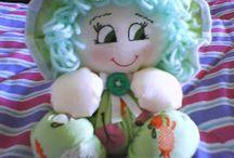 куколки пины