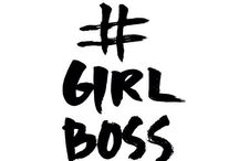.. de 'ik ben baas' aka badass club / Ode to all the she bosses in the world!