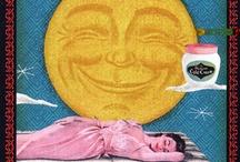 18.The Moon / 日本名『月』 不安。女性性。無意識が顔を出す
