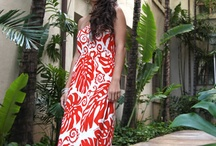 Island dresses