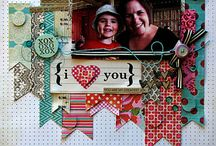 Scrapbook Layout Inspiration