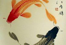 Two Goldfish Tattoo