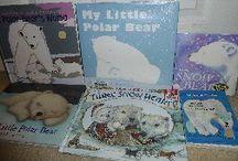 Polar Animals Activities/Ideas / by Rachel Struck