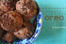 sweets - truffles/ball recipes