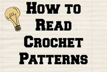 learning to crochet / Tips and tricks for a beginner in crocheting