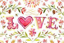 LOVE & <3