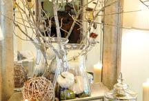 Lakberendezés / Őszi dekorávió