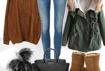 Combinaciones otoño-invierno