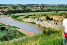 North Dakota // Travel & Vacation Guide & Ideas