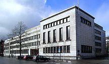 CENTER TRONDHEIM  SOUTH T R O N D E LAG  DISTRICT COURT BUILDING