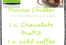 ProFit Rich Chocolate Recipes