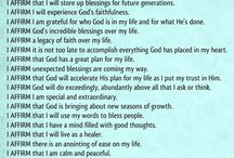 Christian Studies & Growth Mindset / Personal Development
