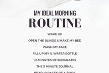 Routines I ❤️