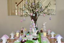 Creative Spring Feast Tablescape Sweeps / by Craftbaby