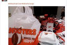 Momentos 2016 Hooters México