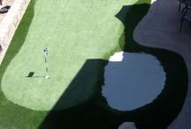 Putting Greens in San Diego & Orange County, CA / Installation of Custom Putting Greens in San Diego & Orange County, CA