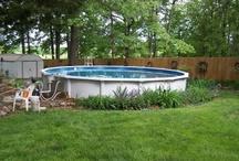 Pool/Landscape ideas / by Kimberly Stensaker