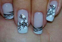 Disegni french manicure