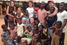 SOHO-Sparks Of Happiness Onlus / SOHO è una Associazione nata a luglio 2014 che si propone di raccogliere fondi e realizzare opere per strutture svantaggiate del secondo e Terzo mondo, partendo da orfanotrofi e Day Care Center. Inoltre l'associazione organizza partenze per vivere un'esperienza di volontariato nei paesi in cui operiamo
