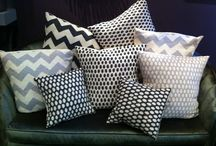 Cool...Tori Murphy / Tori Murphy designs cushions and throws in wool and linen.  Made in England