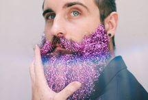Barbas decoradas