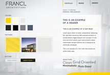 Style Tiles / Style Tiles for Web Design