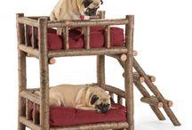 Animal bunk beds