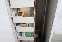Home storage and ideas