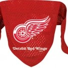 Detroit Red Wings Dog Sports Apparel